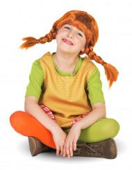 Pippi Langkous™ pruik voor meisjes
