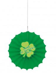 Papieren St Patrick's Day versiering