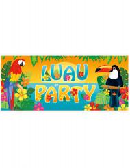 Tropische banner