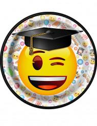 8 kleine Emoji™ borden