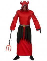 Duivels sekte kostuum voor mannen