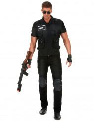 SWAT agent kostuum voor mannen