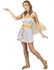 Elegante Griekse godinnenjurk voor vrouwen