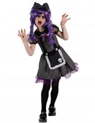 Gothic pop kostuum voor meisjes