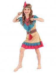 Kleurrijk indianen kostuum voor meisjes