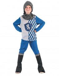 Blauw ridder kostuum voor jongens