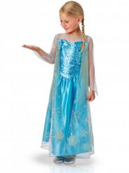 Klassiek Elsa Frozen™ kostuum voor meisjes