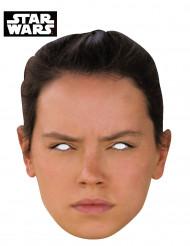 Kartonnen Star Wars VII™ Rey masker