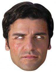 Poe Star Wars VII™ kartonnen masker