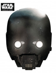 Kartonnen masker van K-2SO Star Wars Rogue One™