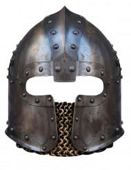 Kartonnen riddermasker
