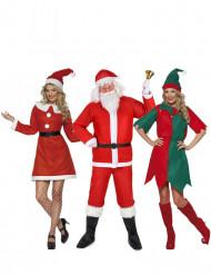 Kerst groepkostuums voor volwassenen