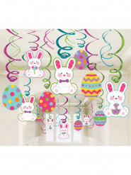30 hangdecoraties voor Pasen
