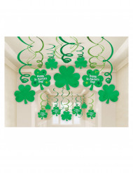 Set van St Patrick hangversiering