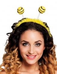 Bijen haarband voor volwassenen