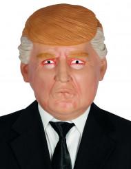 Amerikaanse Mr President masker voor volwassenen