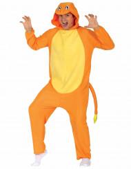 Anime draak kostuum voor volwassenen