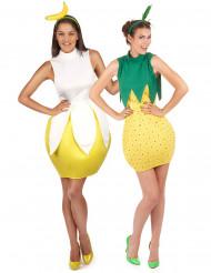 Fruit koppelkostuum voor vrouwen