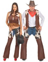 Cowboy koppelkostuum