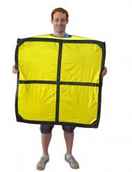 Morphsuits™ Tetris™ O kostuum voor volwassenen