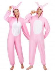 Konijnen duo kostuums voor volwassenen