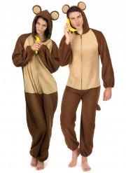 Apen koppelkostuum voor volwassenen
