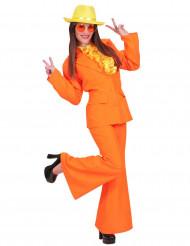 Oranje kostuum voor vrouwen