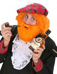 Schotse baard en snor voor volwassenen