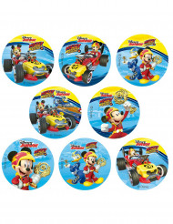 16 mini Mickey™ suikerschijven