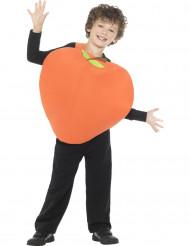 Perzik kostuum voor kinderen