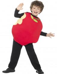 Rode appel kostuum voor kinderen