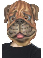 Hondenkop masker voor kinderen