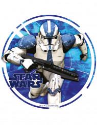 Star Wars™ Stormtrooper eetbare schijf