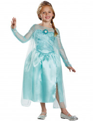 Lichtblauw Elsa Frozen™ kostuum voor meisjes