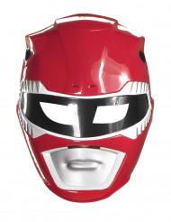 Rood Power Rangers™ masker voor kinderen
