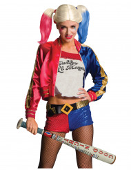 Opblaasbare Harley Quinn™ knuppel - Suicide Squad™