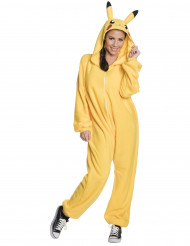 Pokémon™ Pikachu kostuum voor volwassenen