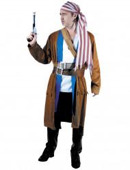 Luxe piraten kostuum voor mannen