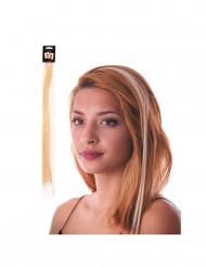 Blonde pluk met clip