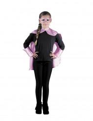 Roze superhelden set voor kinderen