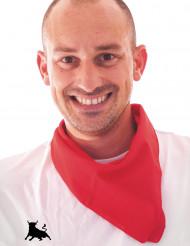 Rode bandana voor volwassenen