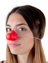 Rode bozo clown neus