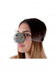 Neushoorn neus voor volwassenen