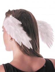 Witte engelen vleugels voor volwassenen of baby