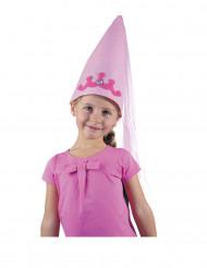 Kleine roze feeënhoed voor meisjes