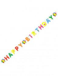 Happy Birthday smiley slinger