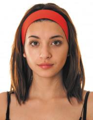 Rode jaren 80 bandana voor volwassenen