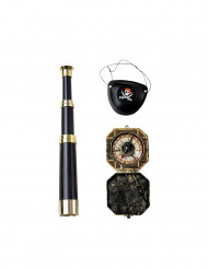 Piraten accessoire set voor volwassenen