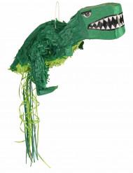 Groene dinosaurus pinata
