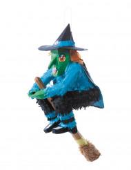 Halloween heksen pinata